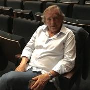 Le cinéaste Alexandre Arcady, en partenariat avec la Librairie Sauramps en 2016