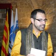L'historien, musicologue et musicien catalan Manuel Forcano en 2010