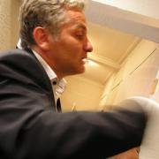 L'universitaire Denis Charbit en 2008