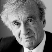 Le Prix Nobel de la Paix Elie Wiesel en 2003 et 2008