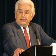 Le Professeur Mohamed Arkoun en 2000
