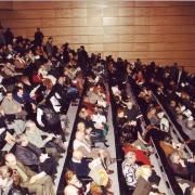 Salle Einstein, Le Corum en 2000