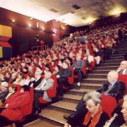 Salle Rabelais en 2004