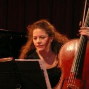 Sarah Iancu, violoncelle solo à l'Orchestre National du Capitole de Toulouse en 2007, 2010 et 2016