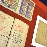 Divers exemples de calligraphie hébraïque