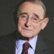 Le président de l'Alliance Israélite Universelle Ady Steg en 2004