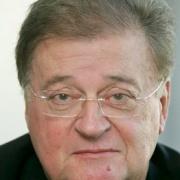 L'universitaire Georges Frêche, co-fondateur de l'Institut Maïmonide, en 2000, 2004 et 2010