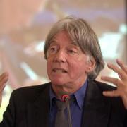 Le philosophe André Glucksmann en 2003