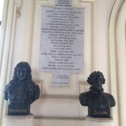 Liste des premiers médecins montpelliérains, dont de nombreux patronymes juifs (Isaac Ben Abraham, Meschulam, Ricard Senior, Schem Tov Ben Isaac)