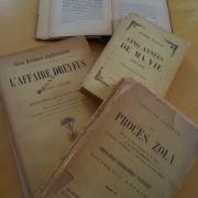 Ouvrages de la Bibliothèque de l'Institut Maïmonide