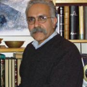 Le professeur Mohammad Ali Amir-Moezzi en 2009 et 2018