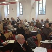 Assistance du Colloque sur la Shoah en France, Université Paul Valéry (site Saint-Charles) en 2012