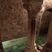 Le Mikvé médiéval de Montpellier, bijou de l'art roman